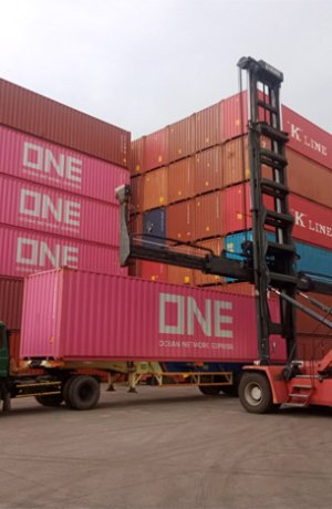 Our Services Container Depot depo